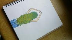 To jeden z moich rysunków i jak