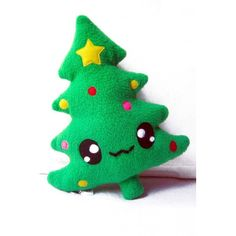 Grabadeal 30cm Green Christmas Tree Gift Soft Toy