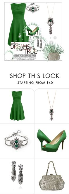 """Chloe and Isabel Modern Muse"" by candi-by-eve on Polyvore featuring Chloe + Isabel, Nine West, Valentino, Agave, modern and maven chloeandisabel.com/boutique/evelynhettle"
