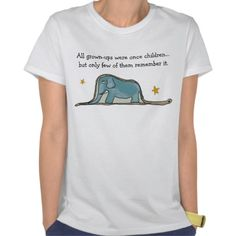 Sold! The Little Prince Elephant inside Boa Constrictor Tees