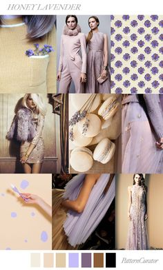 HONEY LAVENDER by PatternCurator