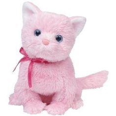 Ty Beanie Babies - Fleur the Pink Cat $6.20