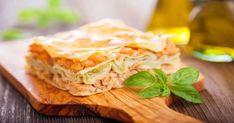 15 recettes de lasagnes pleines de charme - Lasagnes au saumon, mozzarella et poireaux au four - Cuisine AZ