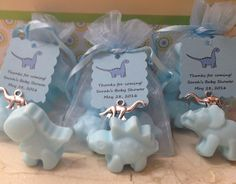Baby Shower Themes Dinosaurs ~ Baby shower favors. dinosaur themed shower. party party