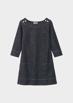 toast brigitte tunic