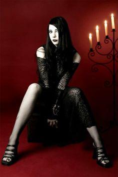 Michelle mystabys. Goth gothic. Goths. SJF ML