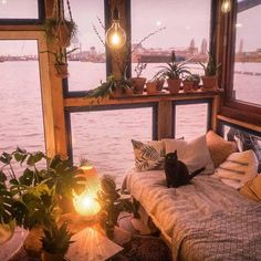 A random room for us and our cats Cozy Cottage, Cozy House, Farm Cottage, Aesthetic Room Decor, Cosy Aesthetic, Dream Apartment, Cozy Room, Cozy Place, Deco Design