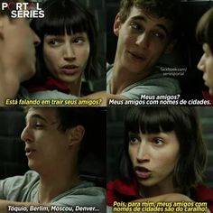 La Casa de Papel: 23 sentences from the series Netflix Series, Series Movies, Movies And Tv Shows, Tv Series, Grey's Anatomy, Fille Gangsta, Icarly, Pretty Little Liars, Movie Quotes