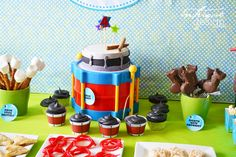 real parties | Jammin' with Jack Birthday Party • Intrigue Design