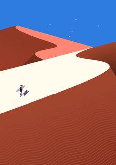 On The Draw: Canary Islands — Malika Favre