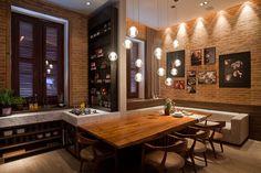 Casa Cor Rio 2012 - Laboratório gourmet  Duda Porto #viaCasaVogue