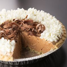 Chocolate lovers, this French Silk Pie is for you! It's completely decadent and much easier to make than you'd expect!