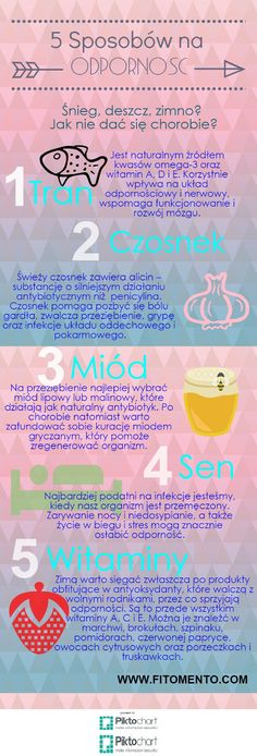 5 sposobów na odporność  Więcej na…