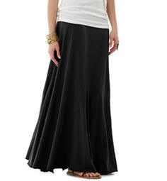 Everyone loves options, and our Convertible Skirt Dress offers two! Wear it as a sweeping maxi skirt or slip it on as a sexy strapless number