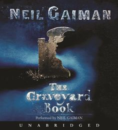 (Gr 5-8) Readers: Tim Dann and Neil Gaiman - Mowgli was raised by animals. Bod (short for Nobody) was raised by ghosts and ghouls and lives in a graveyard. Need we say more?