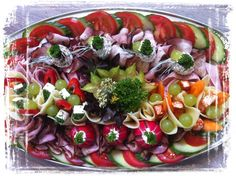 Caprese Salad, Food, Essen, Meals, Yemek, Insalata Caprese, Eten