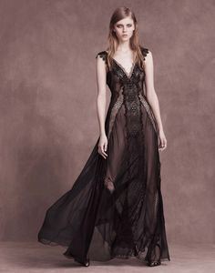 Alberta Ferretti Pre-Fall 2016 Fashion Show