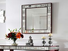 Chelsea Decorative Mirrors For Living Room