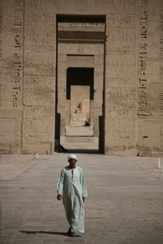 Temple of Ramesses III, Medinet Habu, Luxor, Egypt                                                                                                                                                                                 More