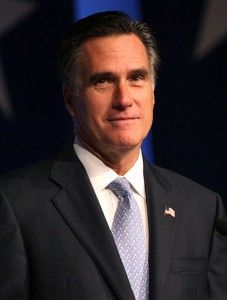 Romney believes in redistribution too [Video]