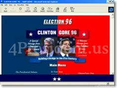 The Evolution of Presidential Campaign Websites | The Duncan Daily
