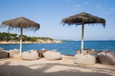 ** Babylon beach, Ibiza