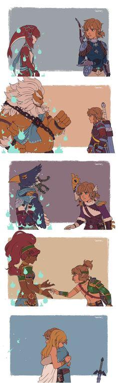 Legend Of Zelda Memes, Legend Of Zelda Breath, Fanarts Anime, Anime Characters, Anime Demon, Manga Anime, Image Zelda, Character Art, Character Design