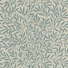 Willow by William Morris. The Original Morris & Co - Arts and crafts, fabrics and wallpaper designs by William Morris & Company