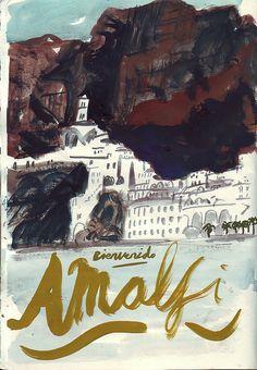 amalfi | Nicolas Burrows