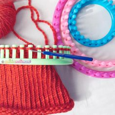 15 telai per fare la maglia senza usare i ferri