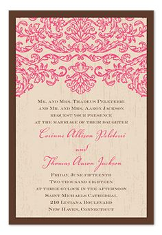 Retirement party invitation wording christian back to 80th fuchsia baroque filmwisefo