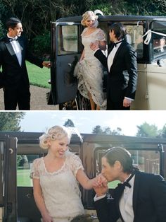 Modern Day Gatsby Glamour...