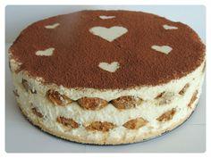 Tiramisu torta a´la Angie