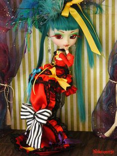 Pullip Prunella - Kana - Show time 1 | Flickr : partage de photos !