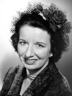 Mary Wickes-----From the grand old school of wisecracking, loud and lanky Mary Wickes had few peers while forging a career as a salty scene-stealer. Her abrupt, tell-it-like-it-is demeanor made her a consistent audience favorite on every medium for over six decades. She was particularly adroit in film parts that chided the super rich or exceptionally pious,