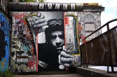 BSF10 : EMESS by MTO (Graffiti Street art), via Flickr