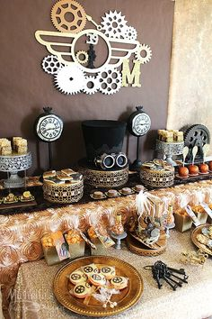 Steampunk Party