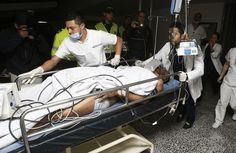 Plane Carrying Brazilian Chapecoense players Crashed Killing 76
