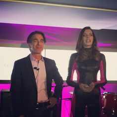 carly foulkes aka the t-mobile girl at the HTC One S Launch Party