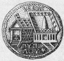 Лаборатория альтернативной истории. В Библосе (библейском Гебале) на территории современного Ливана была найдена монета с изображением Храма богини Иштар, датируемая I тысячелетием до н.э.
