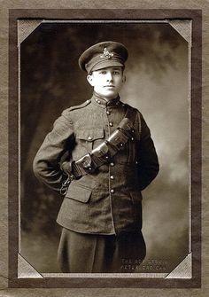 ww1 soldiers portrait photo - Google Search