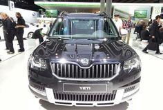 2014 Skoda Yeti Outdoor Facelift