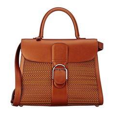 Delvaux Brillant GM Sellier Satchel at Barneys New York Brown Leather Satchel, Leather Satchel Handbags, Brown Leather Handbags, Satchel Purse, Women's Handbags, Leather Bags, Real Leather, Most Expensive Bag, Designer Crossbody Bags