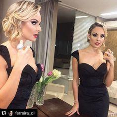 Encantado com a beleza e a simpatia de sempre de @laylamonteiro  radiante com o seu perfume OLYMPÉA. #Olympéa é uma aventura olfativa única na encruzilhada entre a sensualidade de um acorde salgado de baunilha e o frescor de notas florais. #Repost @ferreira_di.  Ela sabe ser maravilhosa!   @laylamonteiro  @ferreira_di  @gleniamoraishair  @elanealtacostura by savoniparfum http://ift.tt/25tTJkv