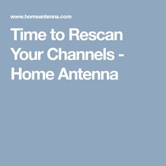 7 Inspiring TV Antenna Tips images | Best tv, TV, Counseling
