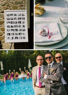 Vintage-Hochzeit im Herzen der Toskana : weddingstyle-Hochzeitsblog