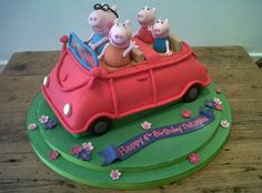 Kids Birthday Cakes London