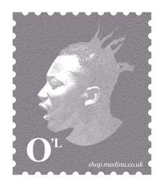 Ol Dirty Bastard Postage Stamp