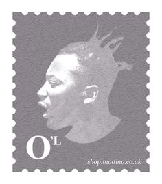 Ol Dirty Bastard Postage Stamp