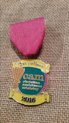 2016 CAM Medal